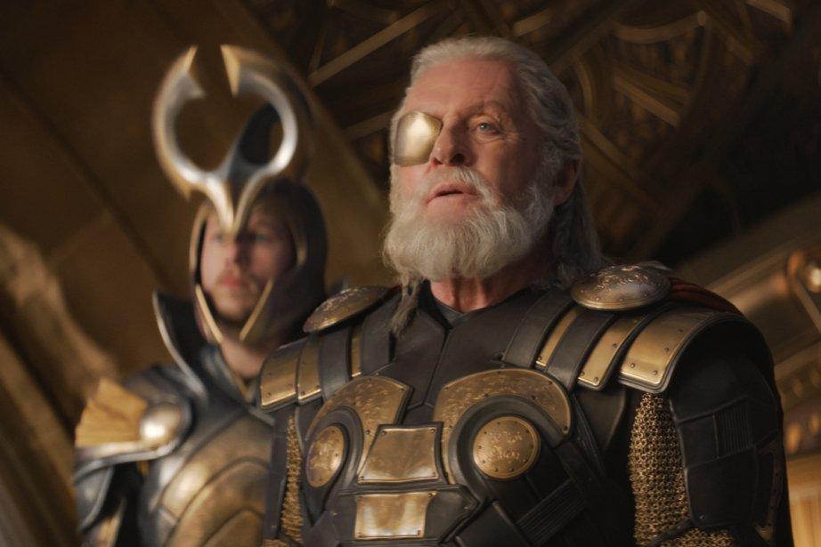 Odin (Anthony Hopkins)... (Photo: fournie par Disney)