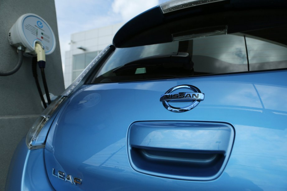 Pour la deuxième fois consécutive, une voiture électrique,... (Photo Gary Cameron, Reuters)