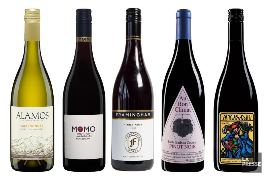 Les vins sont aujourd'hui si chers, du moins au Québec, que... (Photo La Presse)