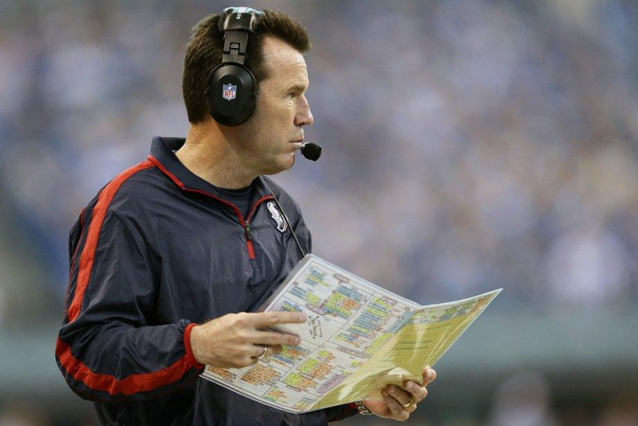 L'entraîneur-chef des Texans de Houston, Gary Kubiak.... (Photo Michael Conroy, AP)