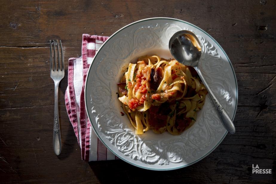 Pâtes de chez nous | Ève Dumas | Cuisine