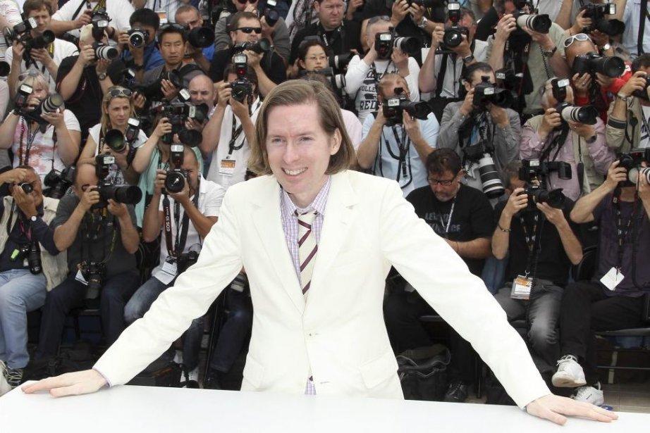 Le réalisateur Wes Anderson au Festival de Cannes... (Photo: archives AFP)