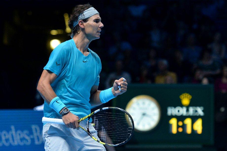 Rafael Nadal... (Photo Ben Stansall, AFP)