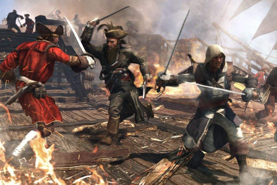 Connor, dansAssassin's Creed3, n'était pas très charismatique, mais... (Photo Ubisoft)