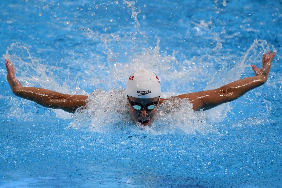 Katerine Savard... (Photo Javier Soriano, archives AFP)