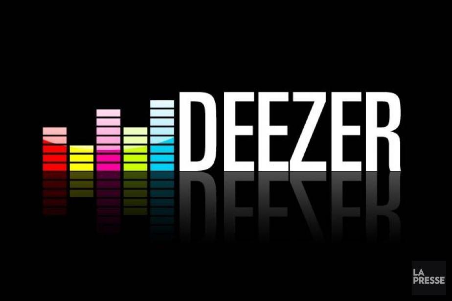 Le groupe français Deezer, un des pionniers du... (PHOTO ARCHIVES LA PRESSE)