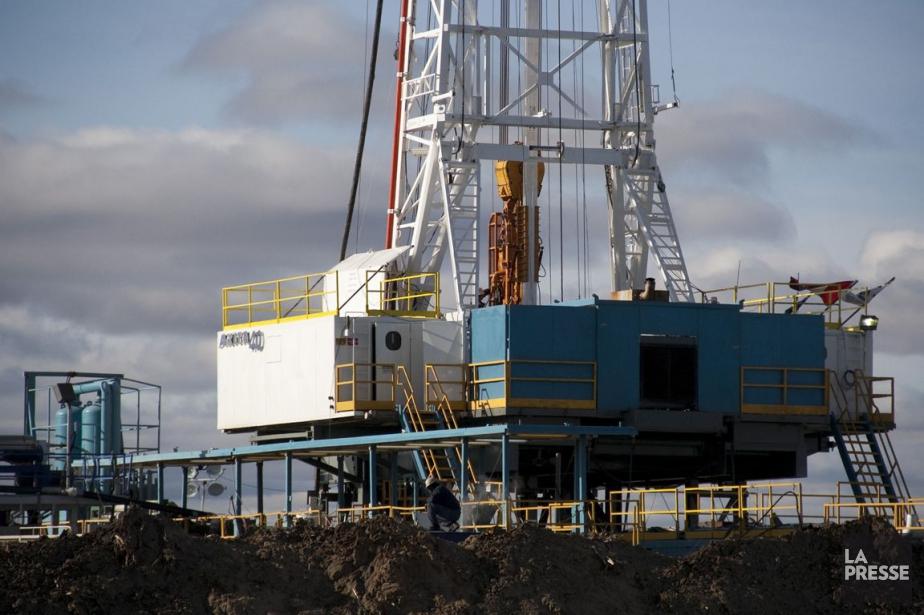 Les États-Unis ont produit 4,2 millions de barils... (PHOTO DAVID BOILY, ARCHIVES LA PRESSE)