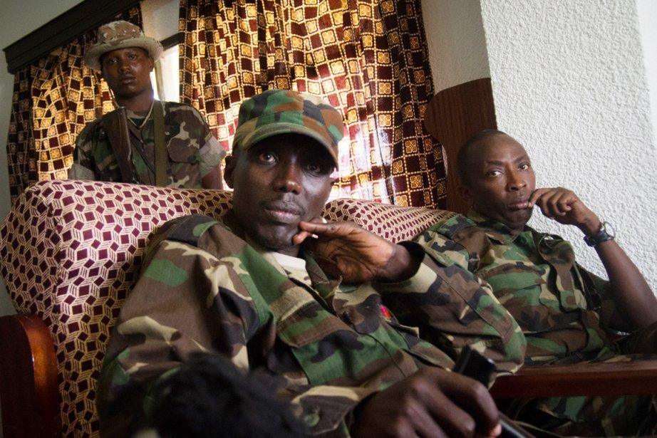 Le chef militaire de l'ex-rébellion congolaise du M23,... (PHOTO MICHELE SIBILONI, ARCHIVES AFP)