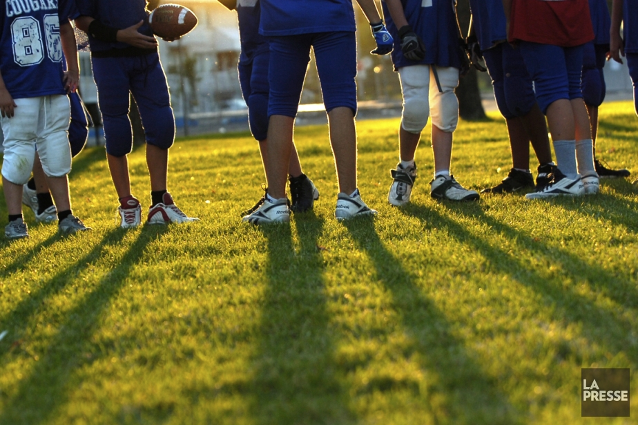 Ceux qui entraînent les jeunes joueurs devraient leur... (Photo Patrick Sanfaçon, La Presse)