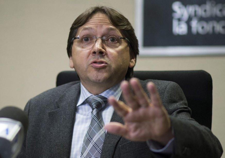 Claude Généreux... (Photo La Presse Canadienne)