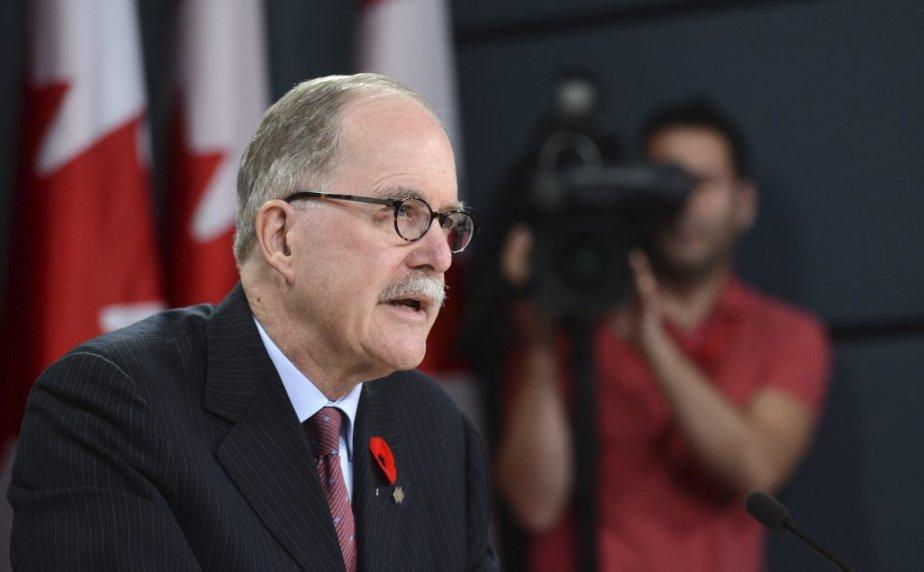 Le bilinguisme dans la fonction publique s'érode lentement... (Archives, La Presse Canadienne)