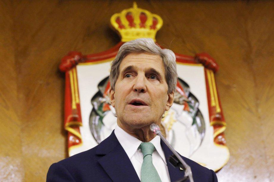 «L'alternative à la reprise des pourparlers est le... (PHOTO  JASON REED, AFP)