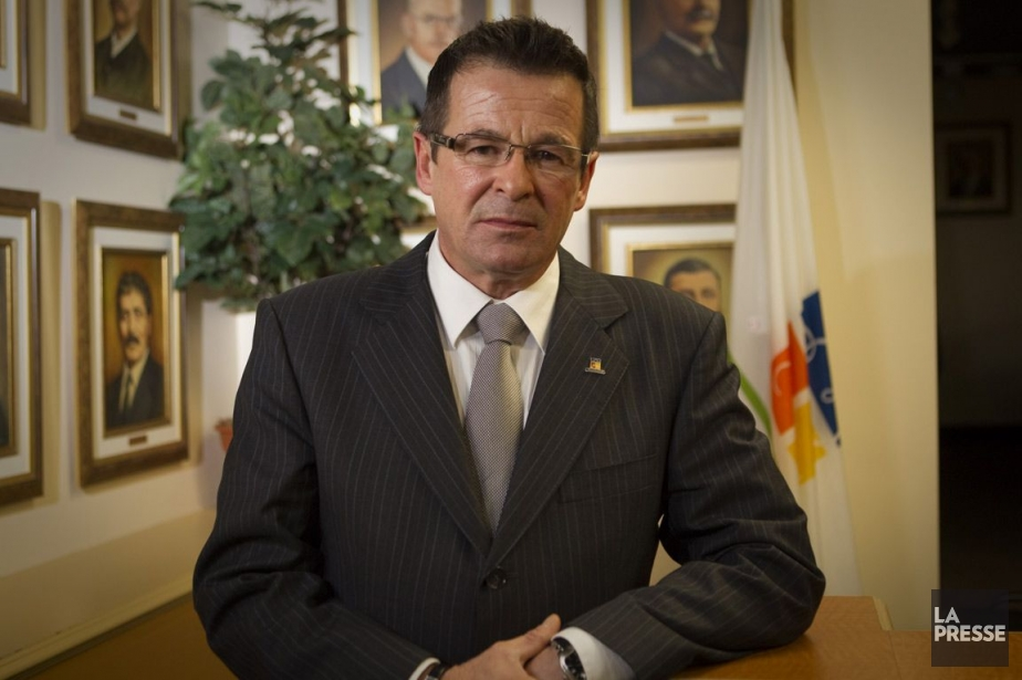 Le maire de la ville de Terrebonne Jean-Marc... (Photo d'archives André Pichette, La Presse)