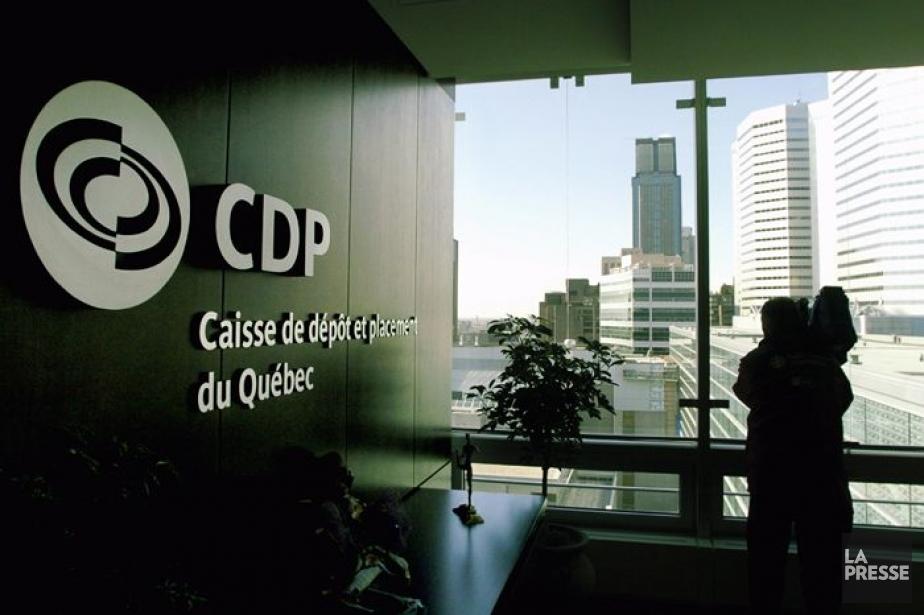 La Caisse de dépôt et placement du Québec a... (Photo: Archives La Presse)