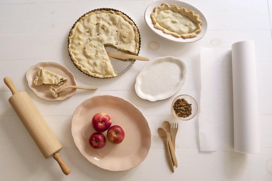Tarte aux pommes, tarte... (Photo Pascal-Anne Lavallée, collaboration spéciale)