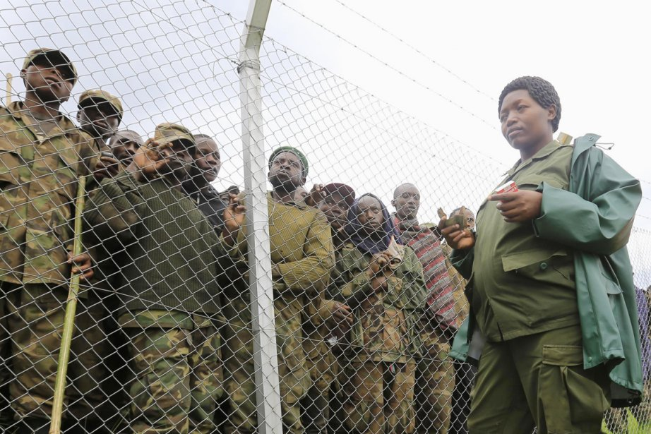 La majorité des rebelles du M23 se sont... (PHOTO JAMES AKENA, REUTERS)