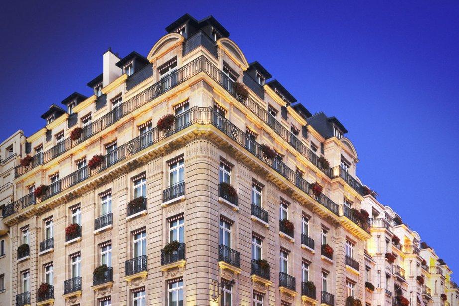 Le Bristol Paris Lu Meilleur H Tel De Luxe En France