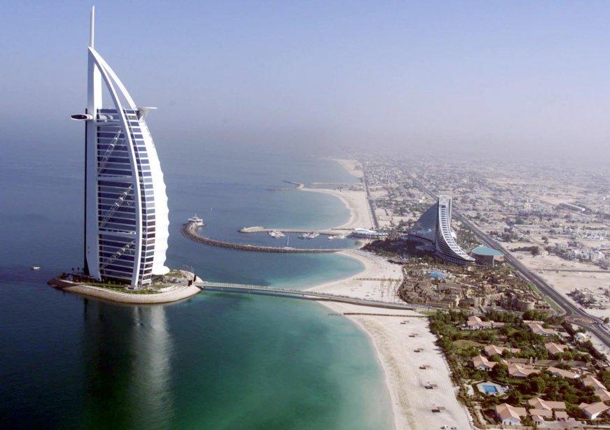 hôtel de luxe qatar