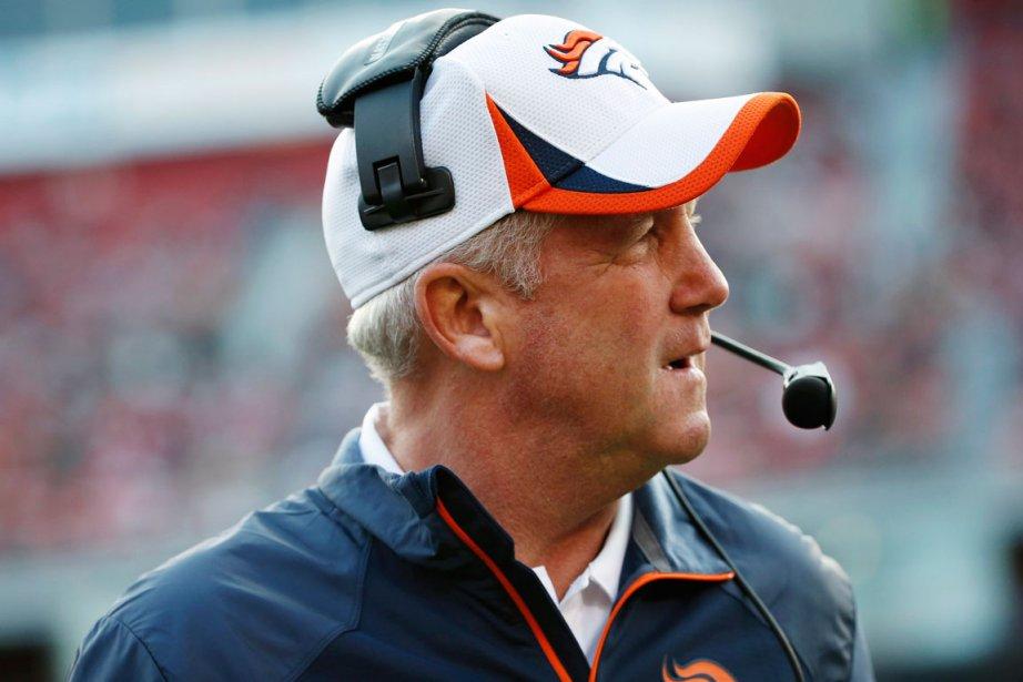 L'entraîneur-chef des Broncos de Denver, John Fox.... (Photo Stephen Lam, Reuters)
