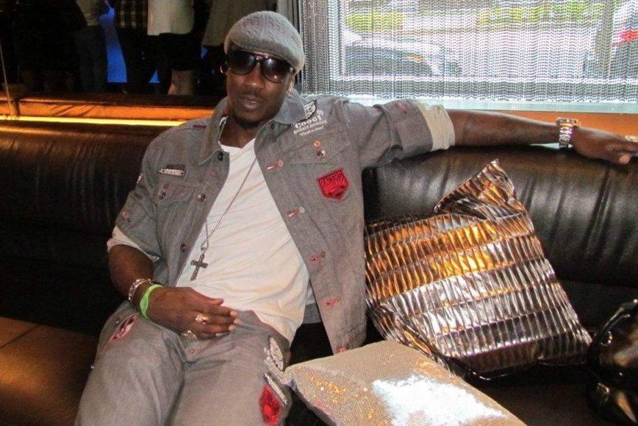 Le rappeur montréalais Jahmane Bolton, alias Frost, a... (PHOTO TIRÉE DE FACEBOOK)