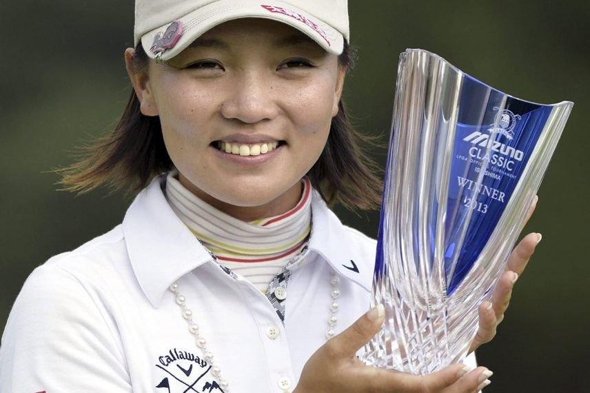 Teresa Lu a réussi une dernière carte de... (Photo AP)
