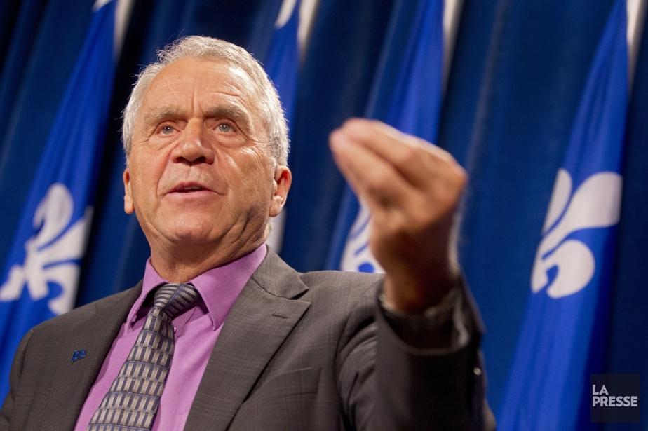 Le vice-premier ministre, François Gendron.... (Photothèque La Presse)