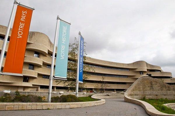 Le Musée canadien des civilisations deviendra sous peu... (PATRICK WOODBURY, Archives LeDroit)