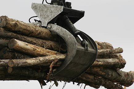 La scierie Résolu de Maniwaki a cessé ses... (Photo archives PC)