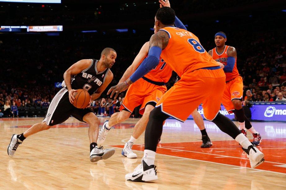 Les Spurs de San Antonio ont écrasé les... (Photo Anthony Gruppuso, USA Today)
