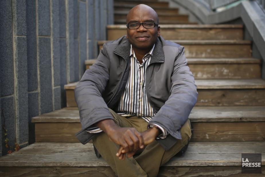 Dans Explication de la nuit, Edem Awumey relate... (Photo: Martin Chamberland, La Presse)