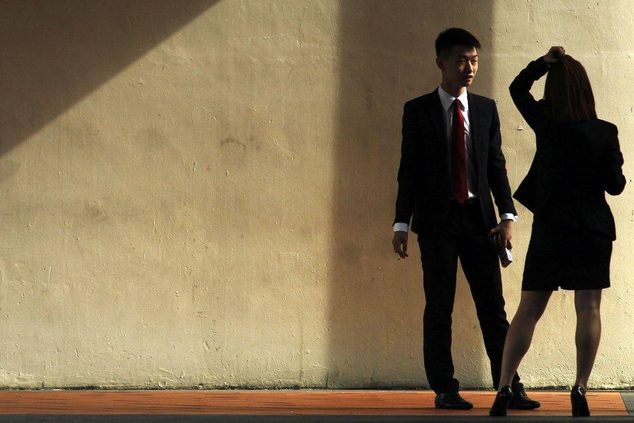 Déjà considérée comme une épreuve dans la vie... (Photo Edgar Su, archives Reuters)