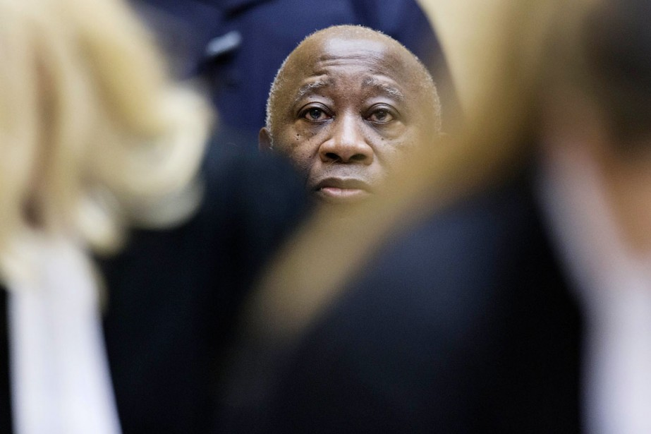 Laurent Gbagbo, 69 ans, est accusé par la... (PHOTO MICHAEL KOOREN, ARCHIVES AFP/ANP)