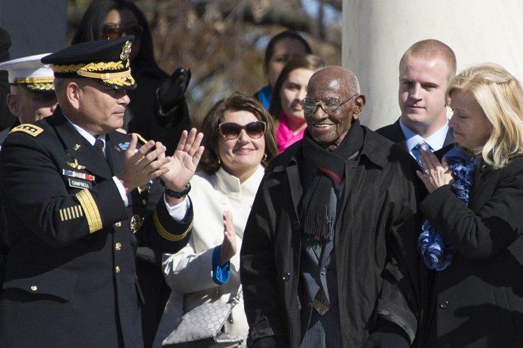 Le discours de Barack Obama à Arlington a... (Photo: AP)
