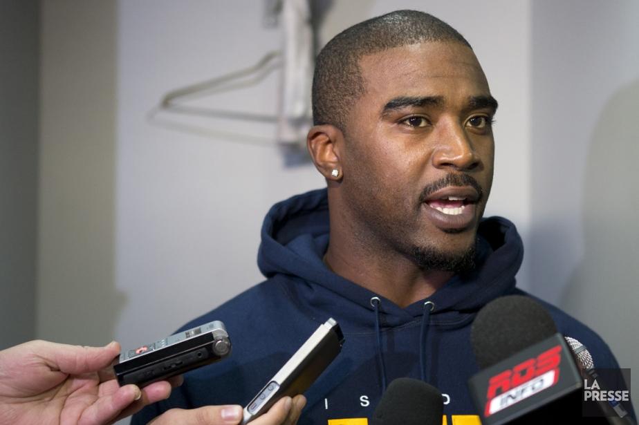 Si Troy Smith est sérieux dans sa démarche... (Photo Robert Skinner, La Presse)