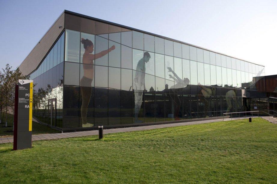 Le Centre PERFORM, de l'Université Concordia, inauguré à... (PHOTO FOURNIE PAR L'UNIVERSITÉ CONCORDIA)