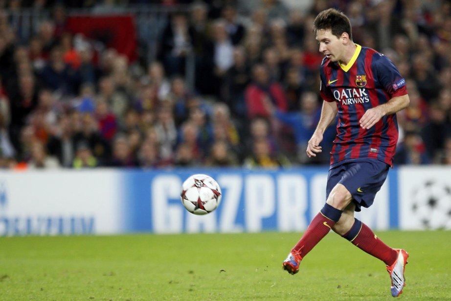 Le FC Barcelone devra se débrouiller sans Lionel... (Photo Gustau Nacarino, Reuters)