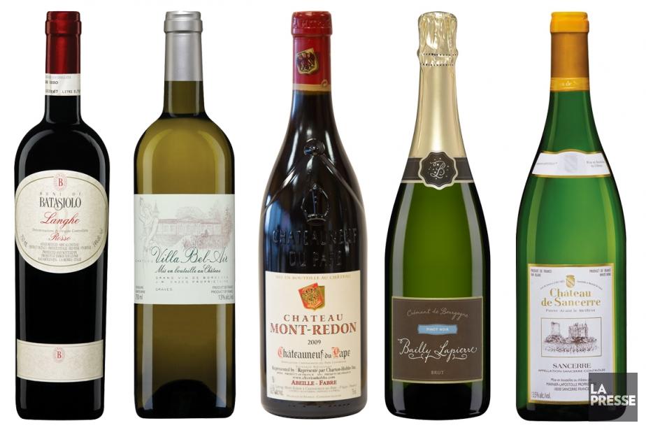 «Ce vin a gagné en précision», peut-on lire parfois sous la... (Photo La Presse)