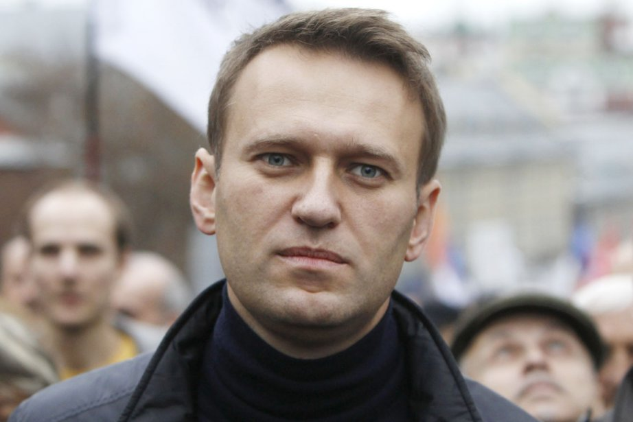 Alexeï Navalny, un avocat et blogueur anticorruption de... (PHOTO MAXIM SHEMETOV, ARCHIVES REUTERS)