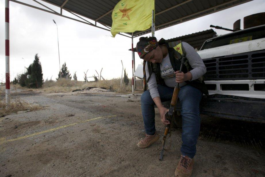 Les Kurdes représentent environ 15% de la population... (Photo Reuters)