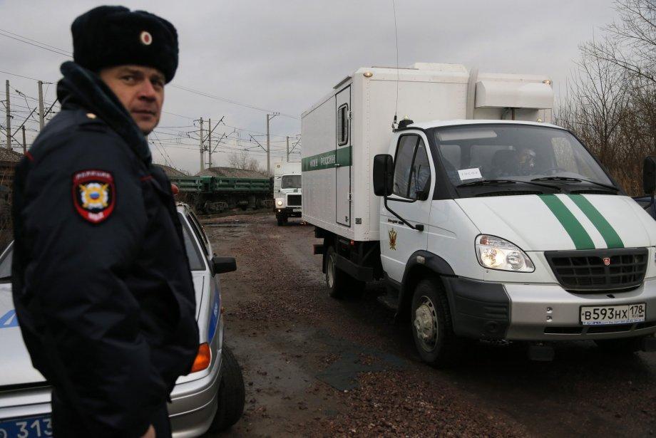 La Russie n'a pas fourni d'explication officielle pour... (Photo Dmitry Lovetsky, AP)