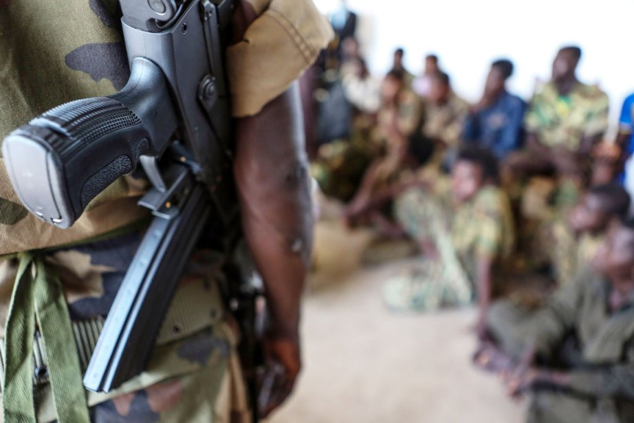 La Centrafrique est livrée à une insécurité généralisée... (PHOTO JORDI MATAS, ARCHIVES AFP/UNICEF)