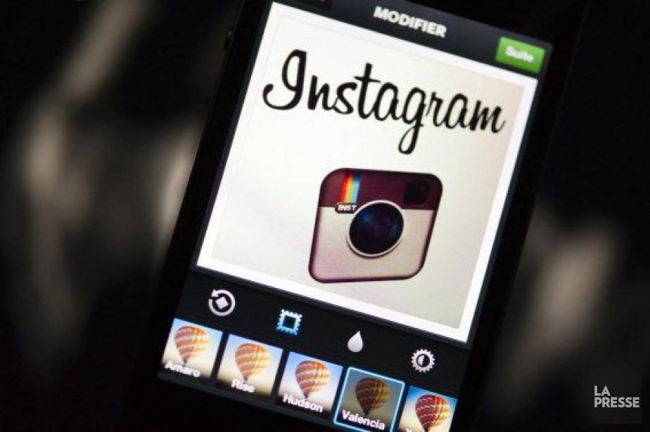 L'application Instagram pourrait bientôt disposer d'un outil de... (Photo Archives La Presse)