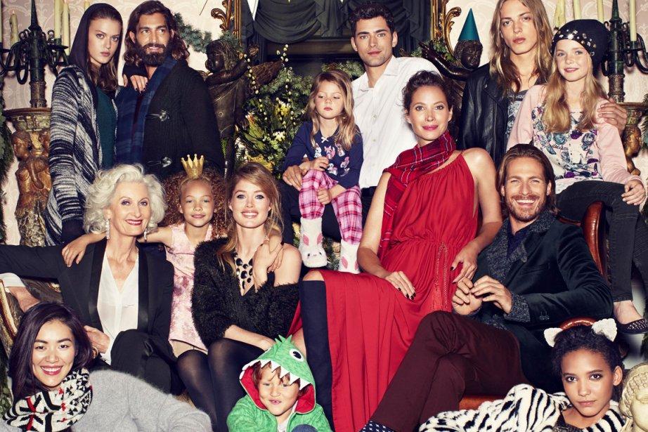 H&M lance une campagne avec de nombreux top... (Photo fournie par H&M)