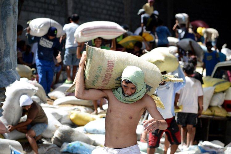 Huit personnes ont été tuées mardi dans l'effondrement... (Photo: AFP)