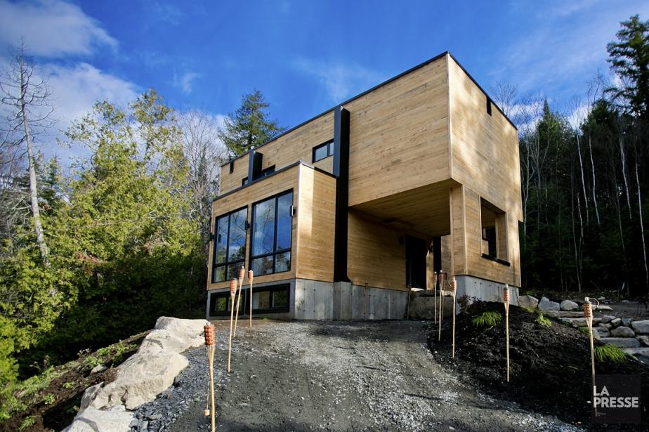 Claudie Dubreuil, 26 ans, a eu recours à l'agence Tremblay L'Écuyer Architectes...