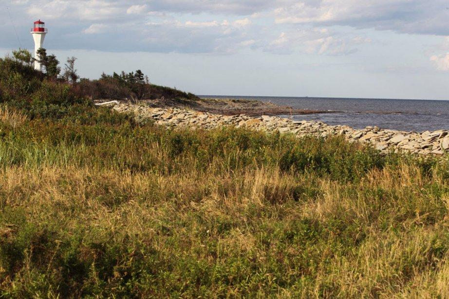 Créée en 2001, la Commission du tourisme acadien... (Photo La Presse Canadienne/Mike Dembeck/The Nature Conservancy of Canada)