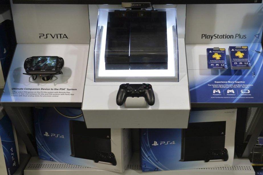 Sony lance vendredi aux États-Unis la très attendue... (PHOTO STAN HONDA, AFP)