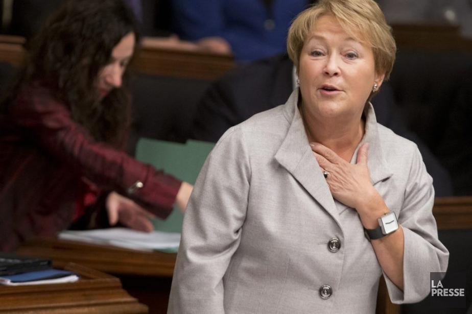 Pauline Marois... (Photo Ivanoh Demers, La Presse)