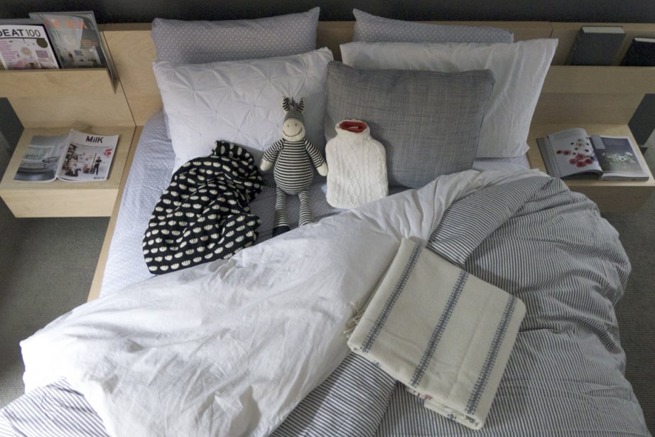 Traînasser au lit toute... (Photo Pascal-Anne Lavallée, collaboration spéciale)