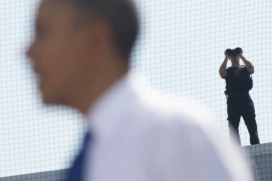 LePosta révélé cette semaine que deux agents des... (PHOTO SAUL LOEB, ARCHIVES AFP)